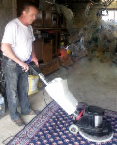 Nettoyage tapis et moquettes Nord Pas de Calais 3DNS